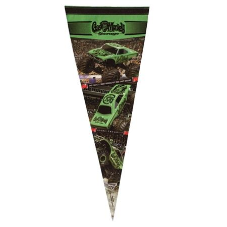 Gas Monkey Garage® Pennant by Monster Jam