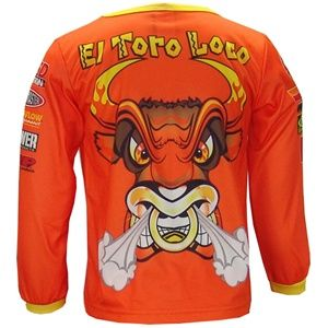 Monster Jam EL Toro Loco Playwear Set by Monster Jam