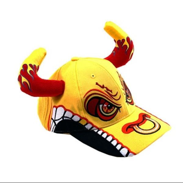El Toro Youth Yellow Cap