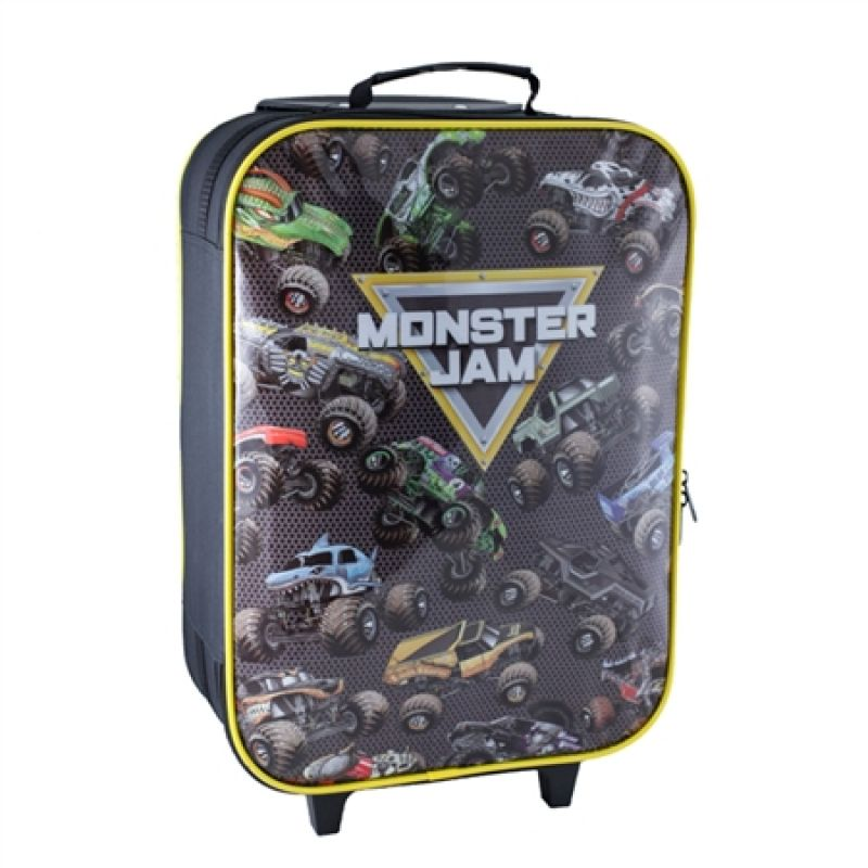 Monster Jam Suitcase