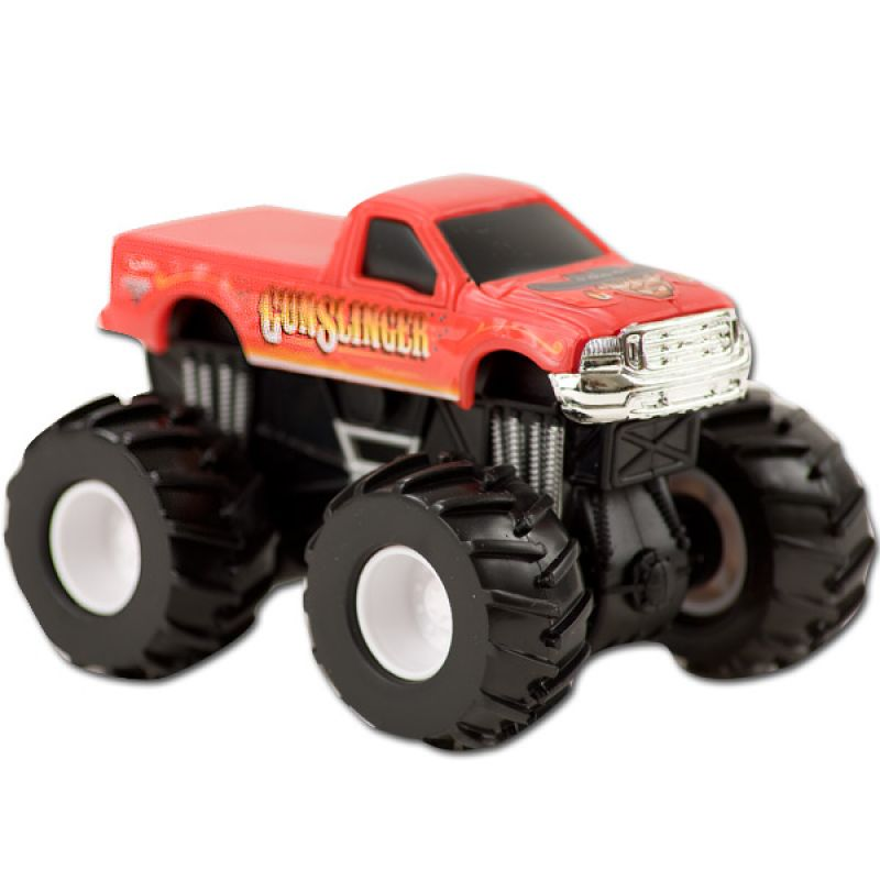 Hot Wheels Gunslinger 2 Rev Tredz Truck