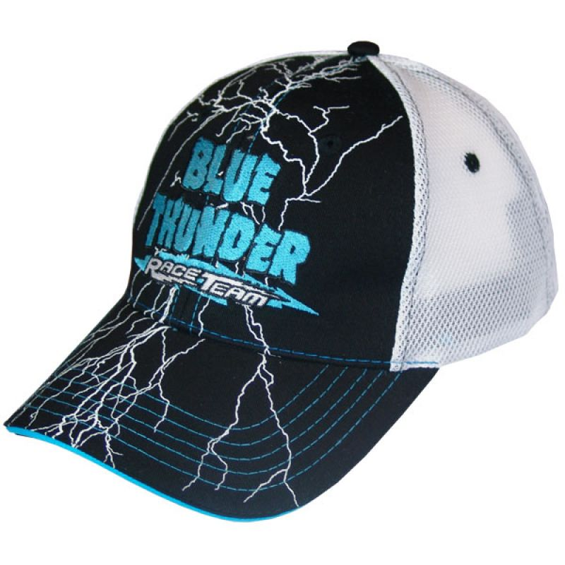 Blue Thunder Striker Cap