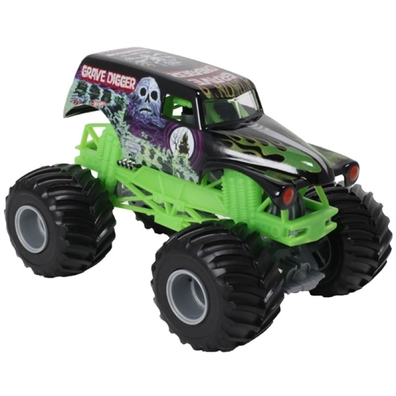 1:24 Hot Wheels Grave Digger Truck