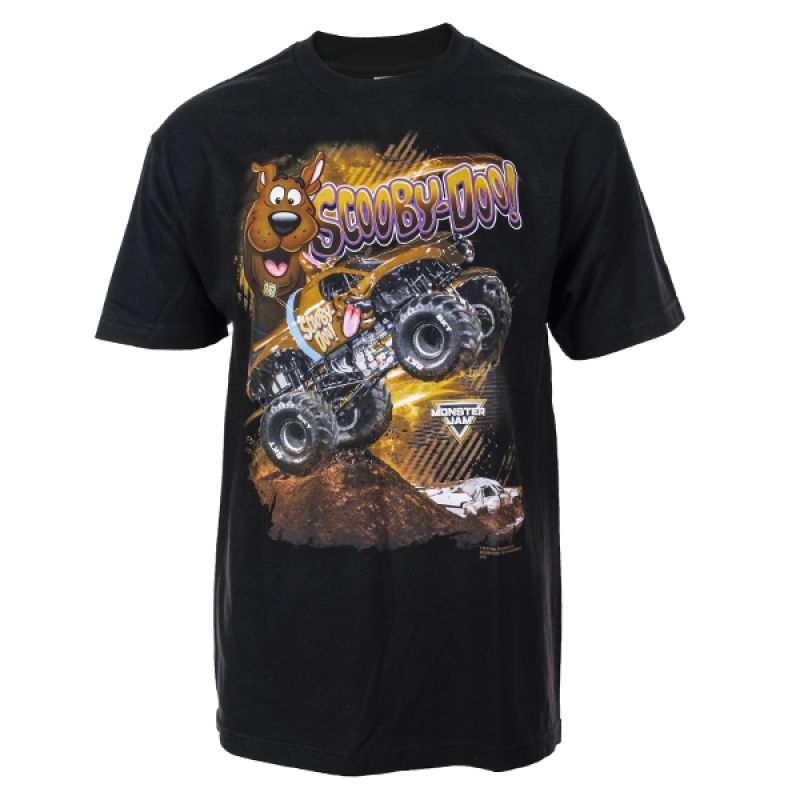 Scooby-Doo Tee Black